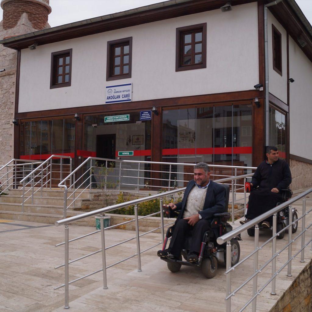 Hnc Engelli ve Yaşılılar için Erişebilirlik Uygulamaları (5)