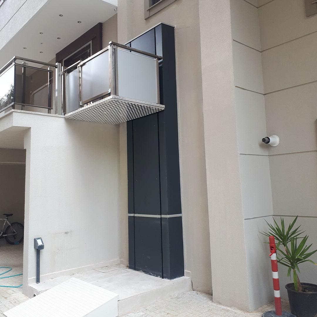 Hnc Merdiven ve Ev Asansörleri (1)