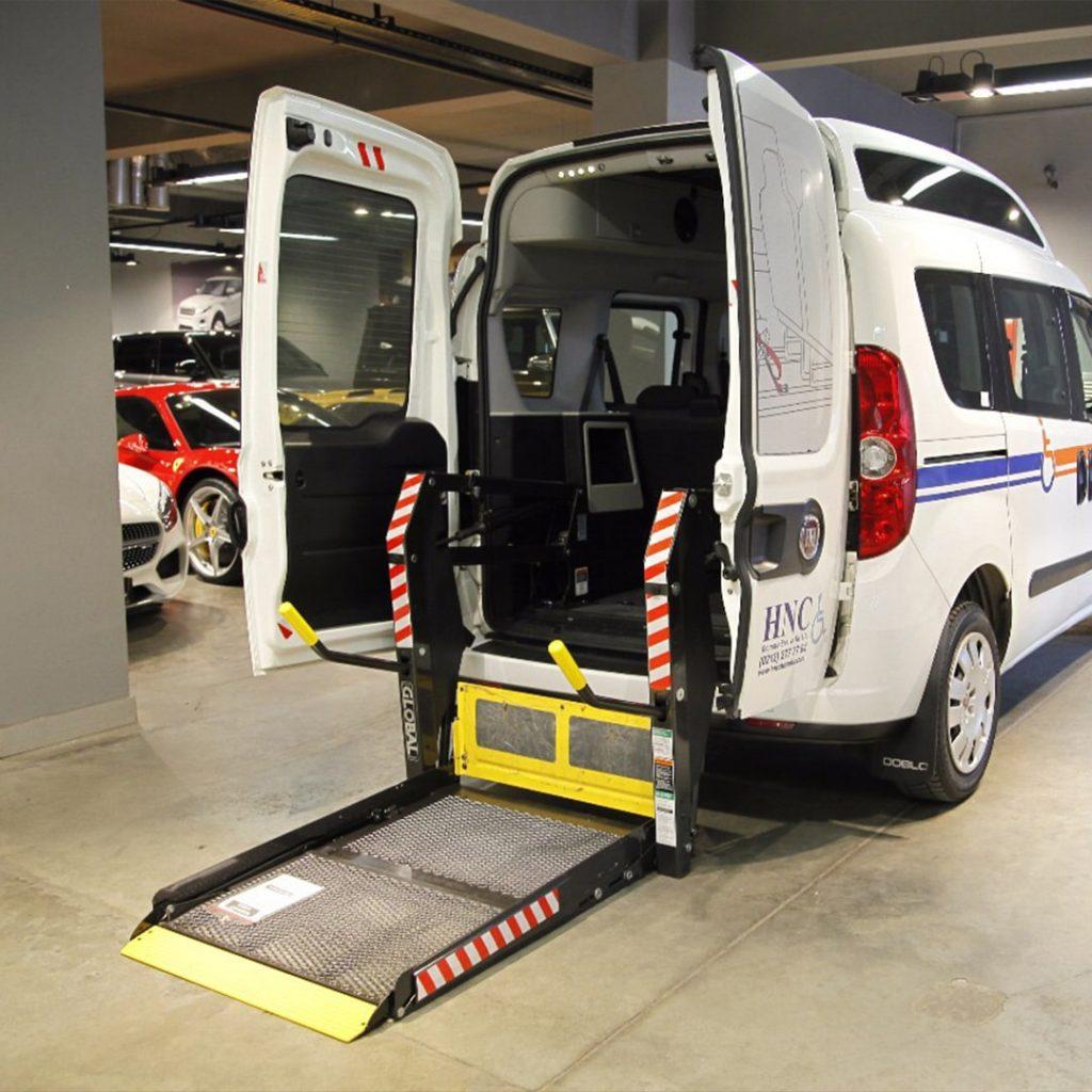 Hnc Tekerlekli Sandalye Liftleri (1)