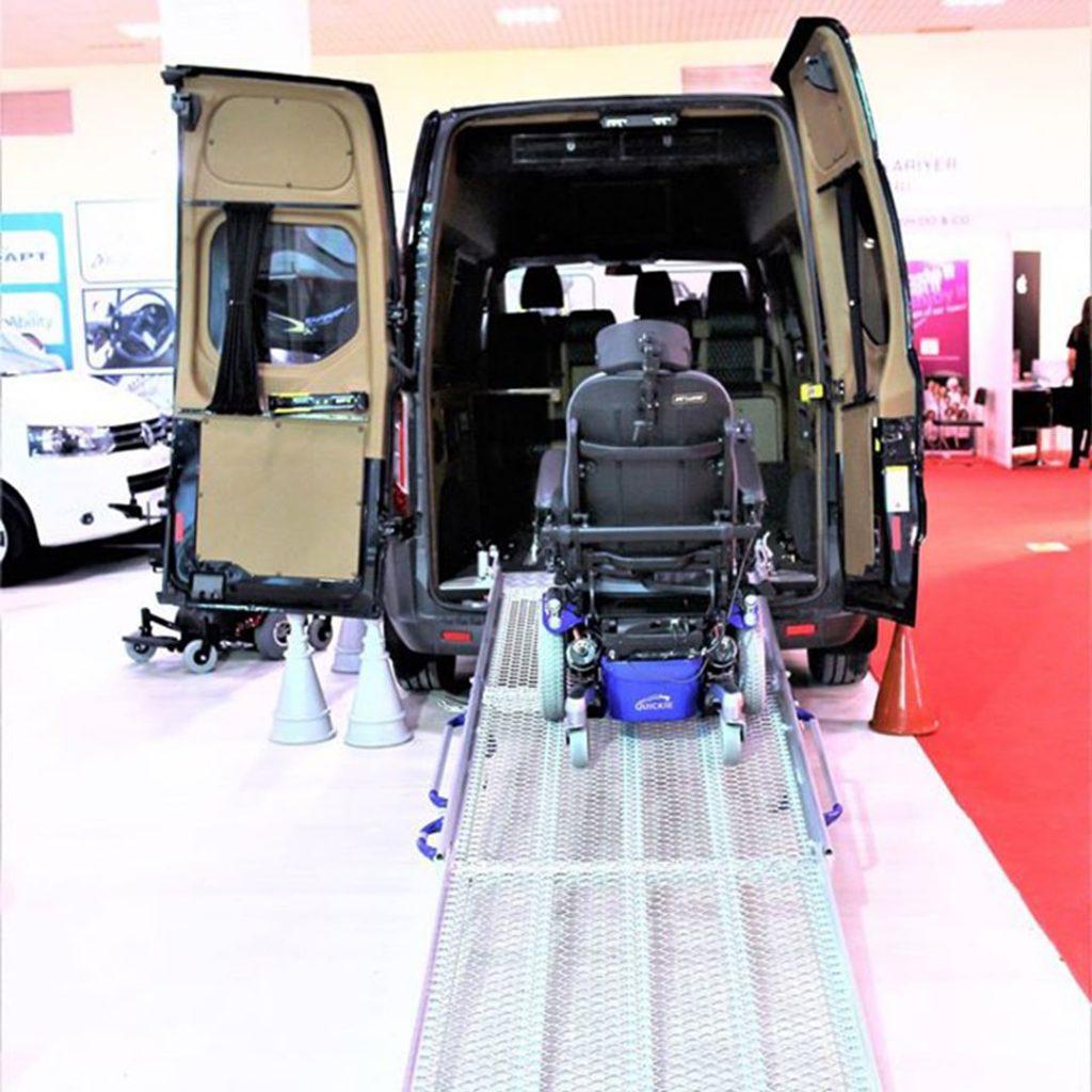 Tekerlekli Sandalye Rampaları (1)