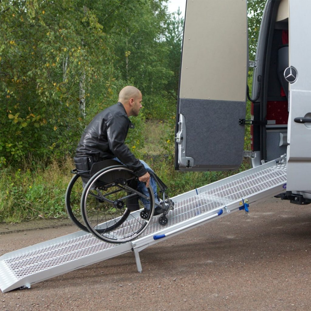 Tekerlekli Sandalye Rampaları (3)
